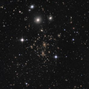 Abell370 Lensing Galaxy Cluster