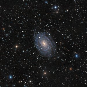 NGC6384 Galaxy in Ophiuchus