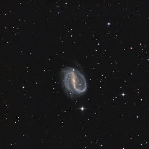 NGC7479 Galaxy in Pegasus