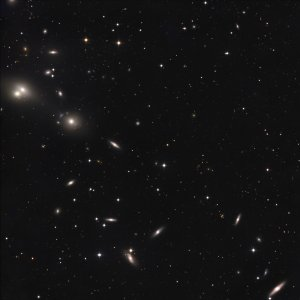 Abell 194  Galaxy Cluster in Cetus