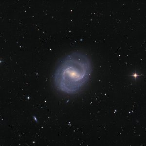 M 91  Galaxy in Coma Berenices