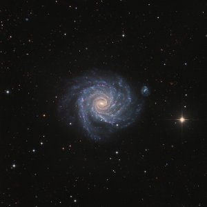 NGC1232 GALAXY IN ERIDANUS