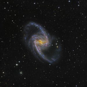 NGC 1365 in Fornax