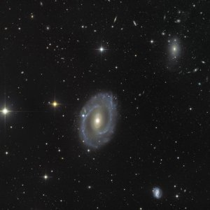 NGC 210 Galaxy in Cetus