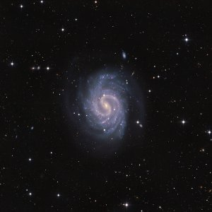 NGC4535 Galaxy in Virgo
