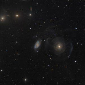 NGC 474 Galaxy in Pisces