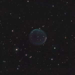 Abell34_PN248+29.1 Planetary Nebula in Hydra